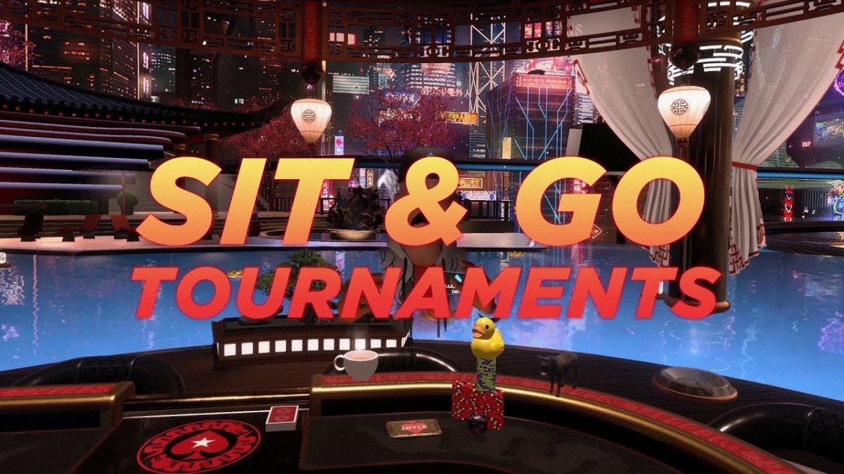 High Roller Sit 'n Go Tournaments