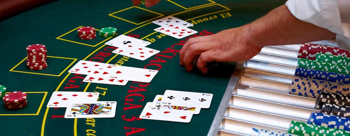 Blackjack Switch – rules how to play